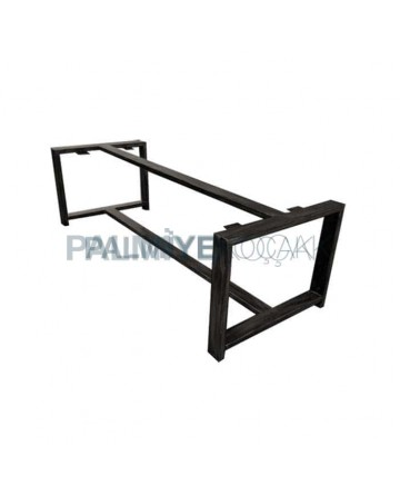 Single Part Simple Log Table Leg