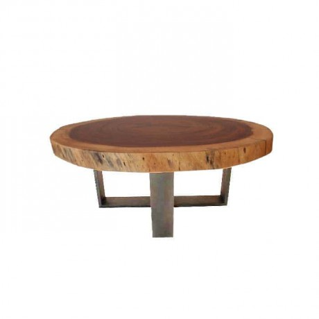 Round Log Table - ktk9047
