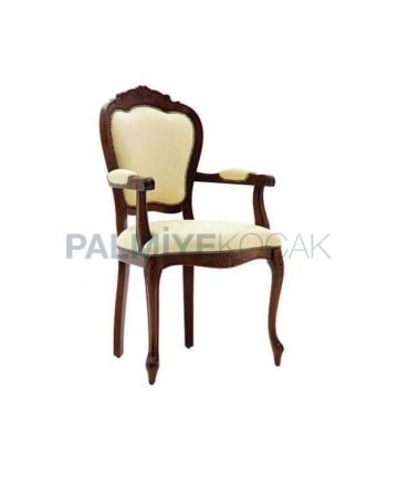 Lukens Classic Round Armchair