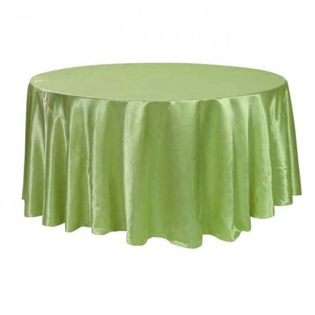Table Cloth with Green Fabric - mst5011