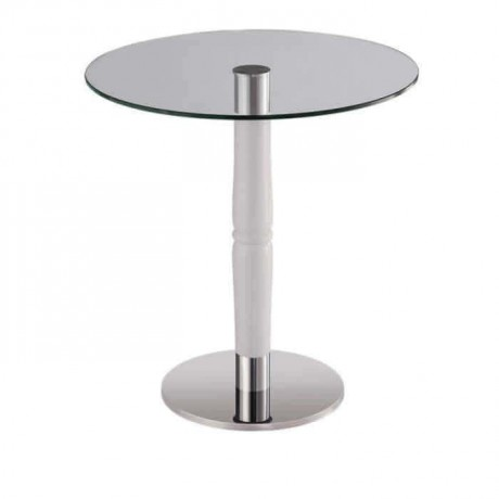 Glass Round Table - mty8100