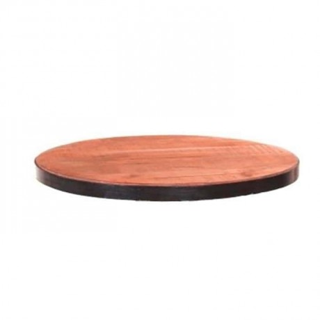 Round Massive Pan Cafe Table - msp8792