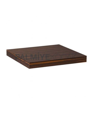 Thickening Edge Mdflam Restaurant Table Top