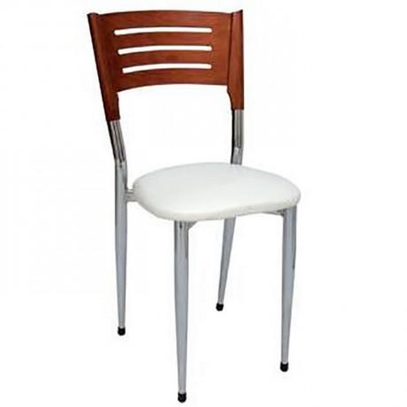 Çıtalı Krom Sandalye - ams122