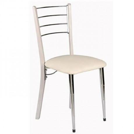 Metal Ahşap Sandalye - ams21