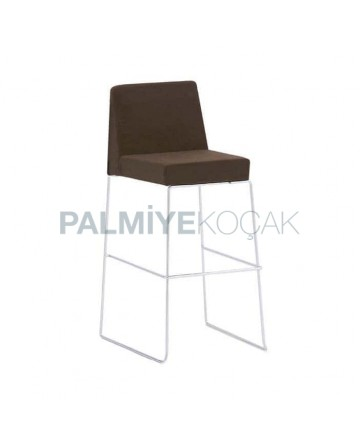 Stainless Steel Metal Stick Bar Chair