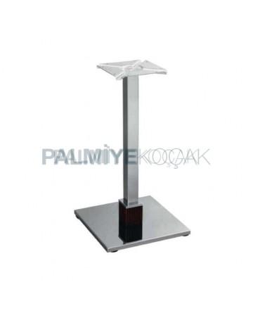 Square Base Cafe Table Leg