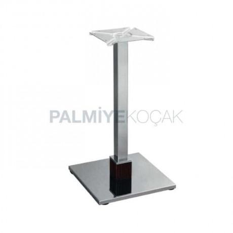Square Base Cafe Table Leg - mtc48