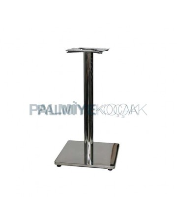 Square Base Single Table Leg