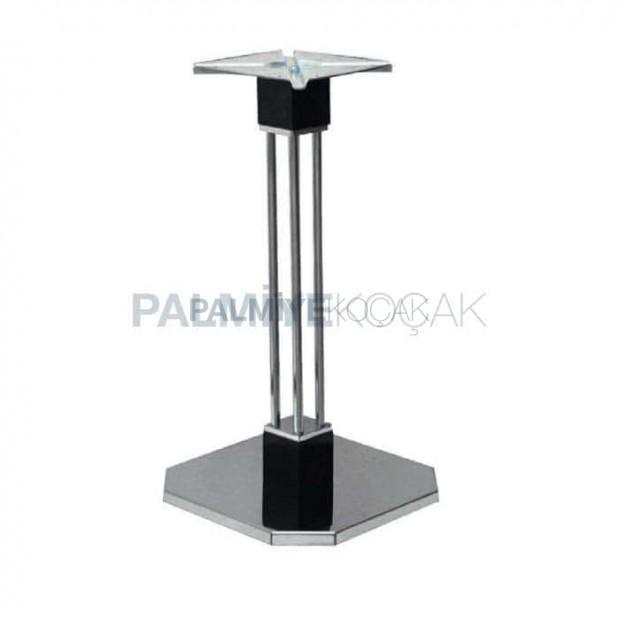Metal Bar Stainless Table Leg