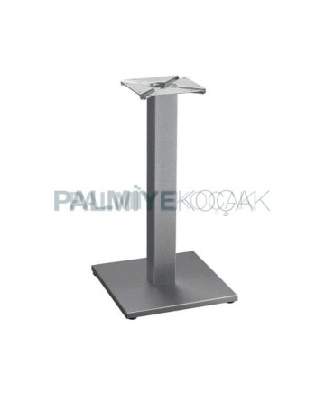 Square Base Stainless Table Leg