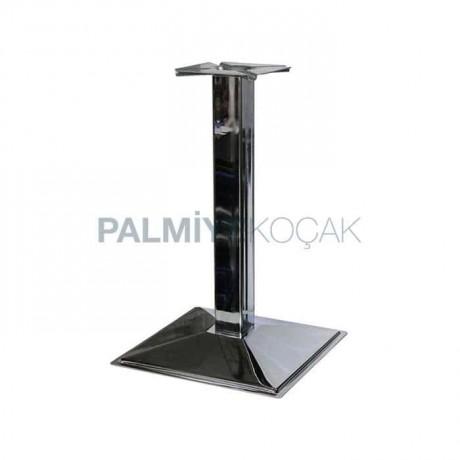Piramit Kare Tabanlı Metal Masa Ayağı - mto50