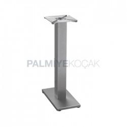 Inox Stainless Rectangular Table Leg