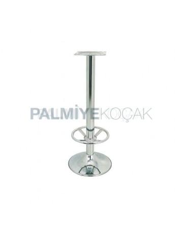 Stainless Metal Bar Type Table Leg