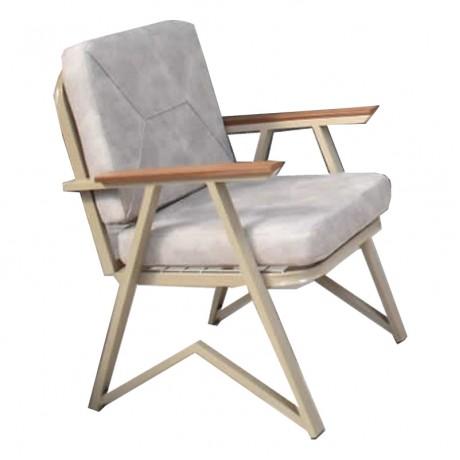 Gri Metal Sandalye - yte173