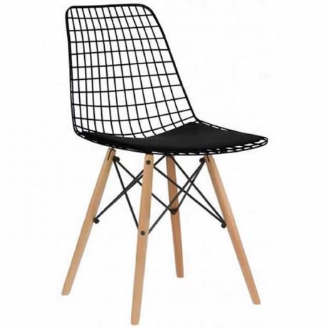 Retro Ayaklı Metal Sandalye - yte132