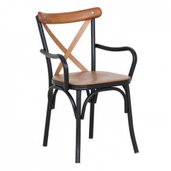 Metal Thonet Chair