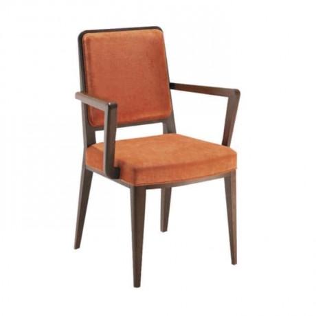 Ahşap Kollu Cilalı Sandalye - mska34