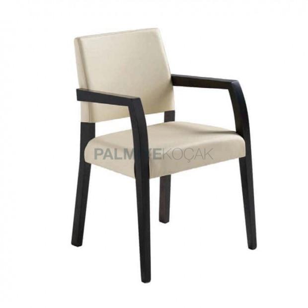 Wooden Modern Armchair
