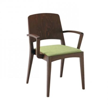 Ceviz Boyalı Moderen Sandalye - mska50