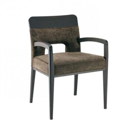 Kumaşlı Kollu Otel Sandalyesi - mska43