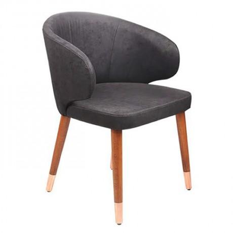 Retro Ayaklı Yüzüklü Modern Sandalye - nkas45