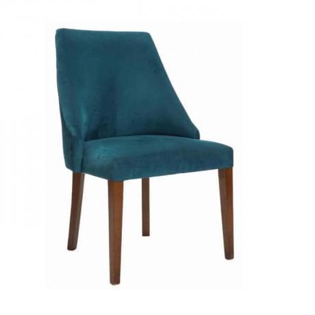 Yarım Kollu Ahşap Modern Cafe Sandalyesi - mskb69