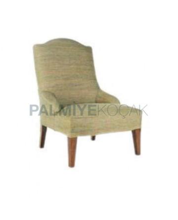 Linen Fabric Conic Loeg Bergere