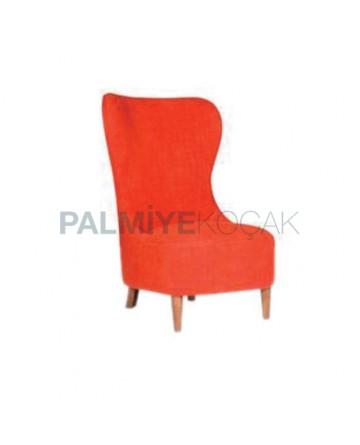 Orange Color Loby Bergere