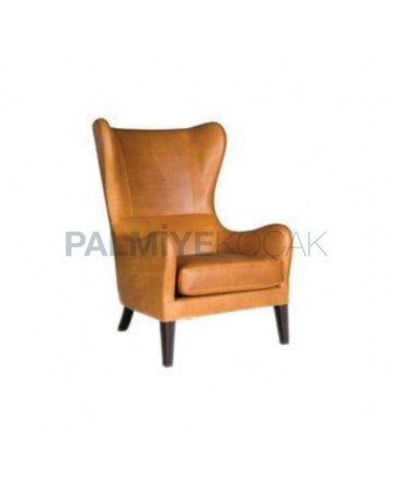 Taba Leather Bergere