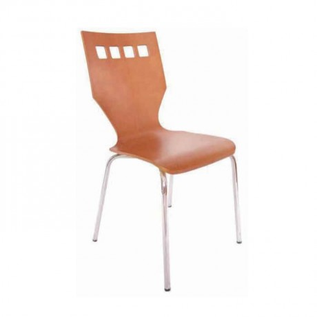 Contra Monoblock Metal Chair - lms147