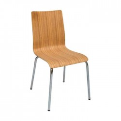Monoblok Cafe Metal Chair