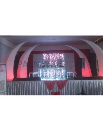 Wedding Organization Wedding Table Set
