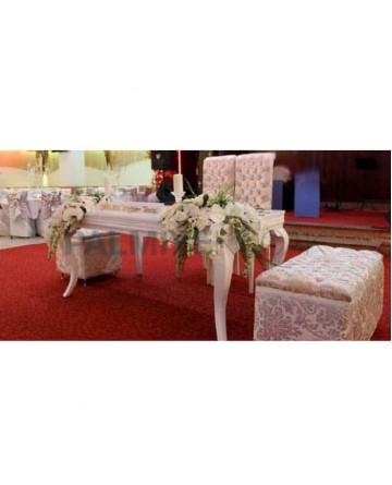 Wedding Hall Lukens Table Set