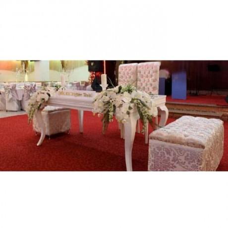 Düğün Salonu Lukens Masa Takımı - nkm20