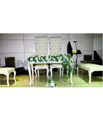 Wedding Hall Wedding Table Set