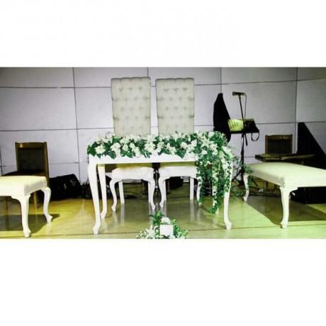 Wedding Hall Wedding Table Set - nkm17