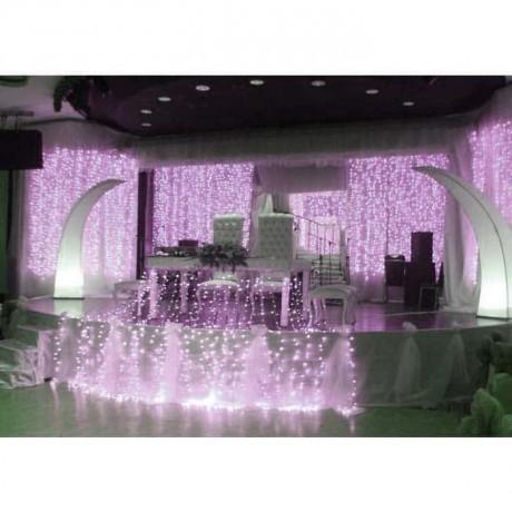 Fil Dişi Süslemeli Nikah Masası Sandalyesi - nkm09