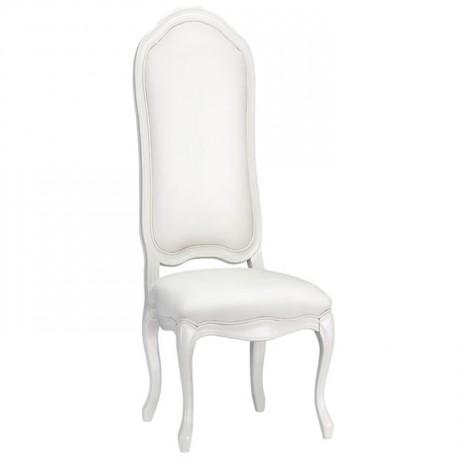 Ahşap Klasik Lukens Düğün Salonu Nikah Sandalyesi - nks06