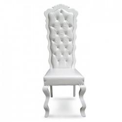 Cnc Wooden Wedding Chair 1st Class