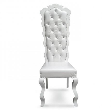Cnc Ahşap Nikah Sandalyesi 1. Sınıf - nks03