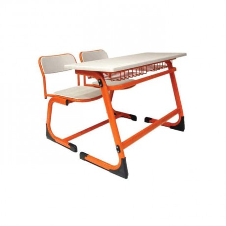 Double School Desk - pw2264