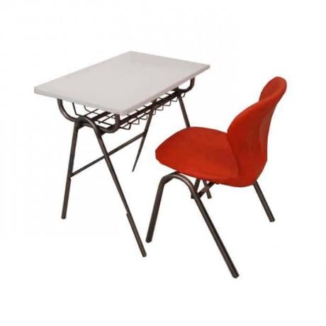 Ekonomik Plastik Sandalyeli Sıra - pw2269