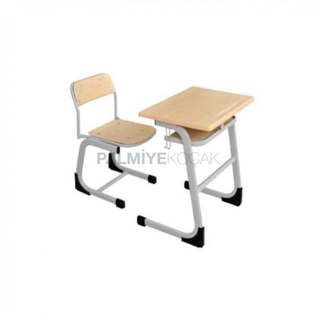 Single Verzalit School Desk