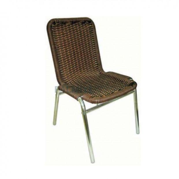 Braided Aluminum Chair