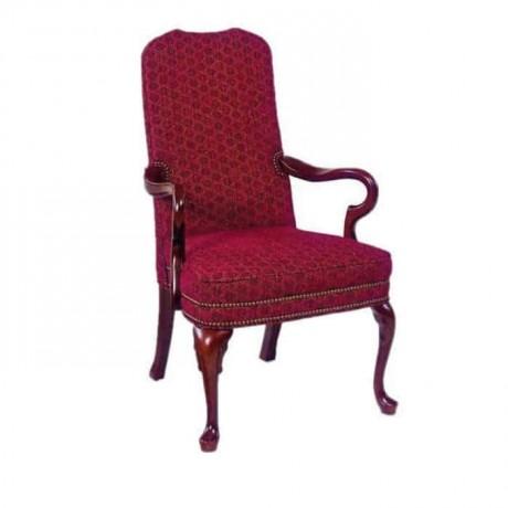 Otel Lobisi Klasik Boyalı Sandalye - ksak60