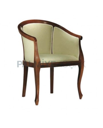 Hotel Lobby ArmchairPolished Chair