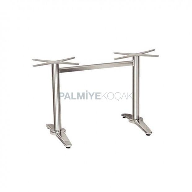 Star Shape Stainless Table Leg for Four