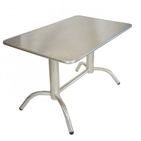Rectangular Stainless Table - amb06