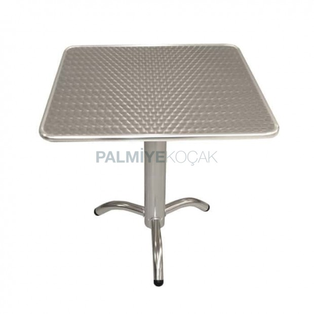 Square Stainless Coffee Table